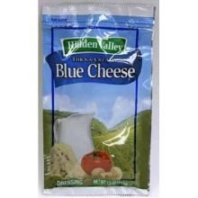Hidden Valley Blue Cheese Dressing Dry Mix, (3.1 Ounce)  18 packets by Hidden Valley