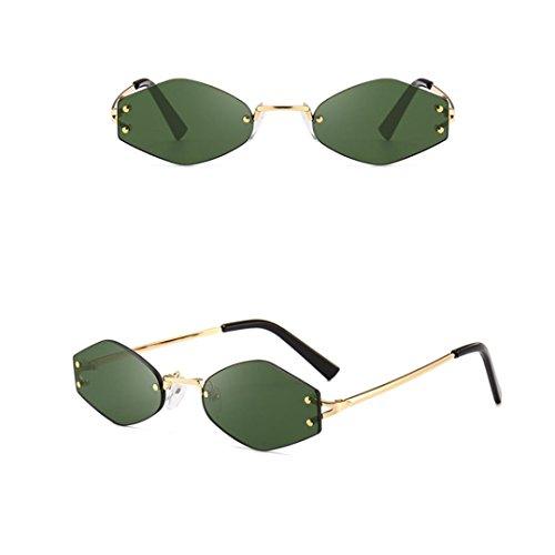 D para de Mujer Ojo Sol integradas Gato de Hunpta Gafas C Diseño de qRwIT07
