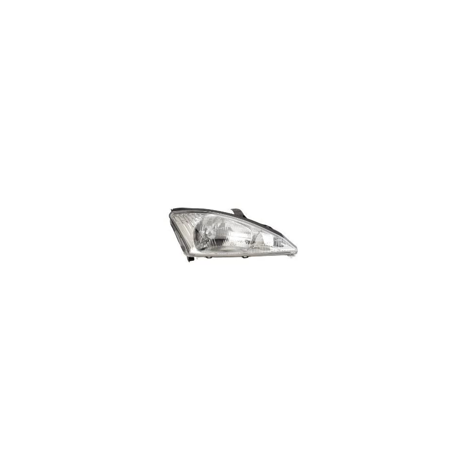 Ford Focus Headlight With Out SVT Package Headlamp Passenger Side New
