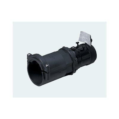 未来工業 ミラレックスとネジ無しポリエチライニング鋼管のコンビネーションカップリング MFGL-100DD   B01HEEVMAQ