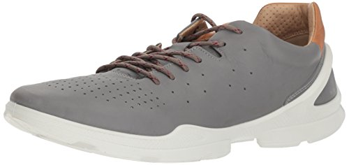 Ecco Hommes Biom Rue Cravate Sneaker Sauvage Colombe