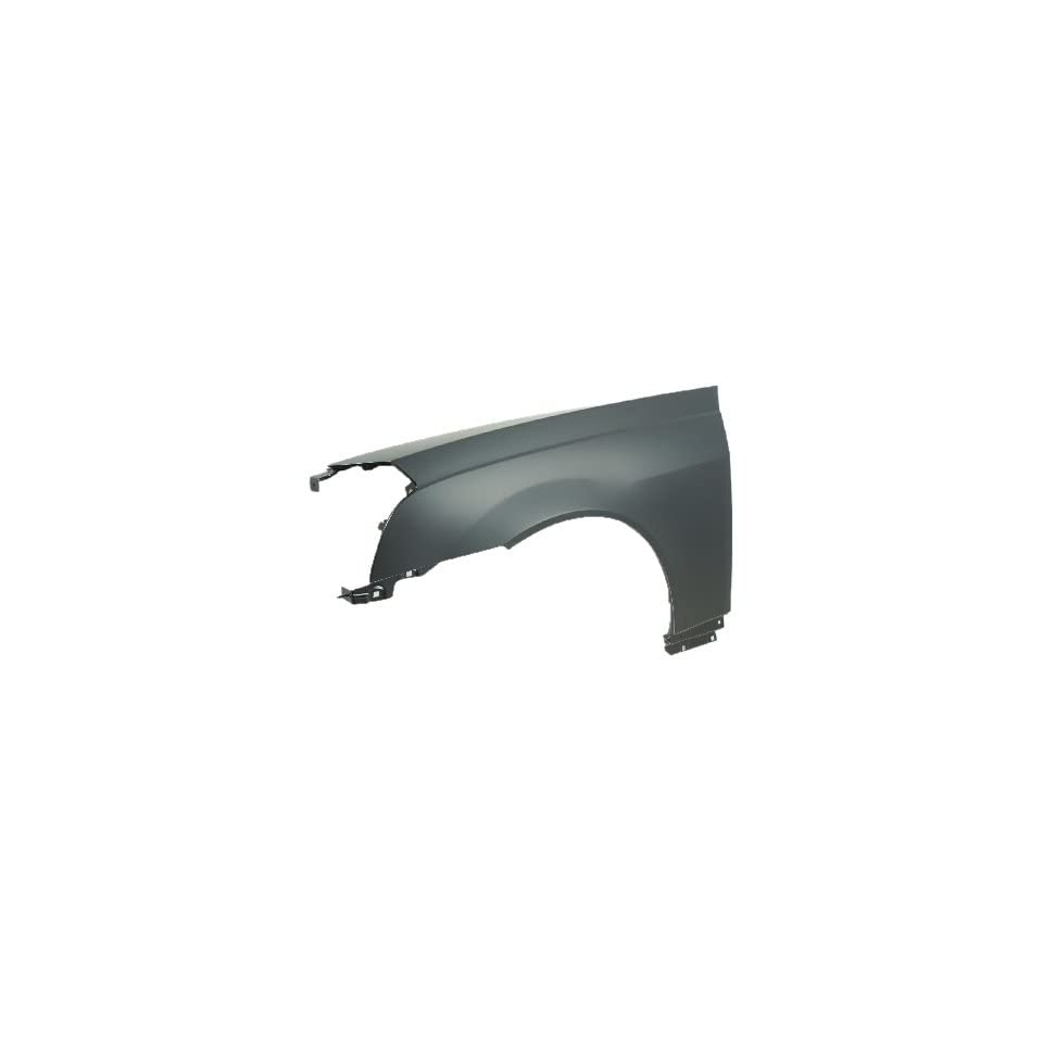 OE Replacement Cadillac CTS Front Passenger Side Fender Assembly (Partslink Number GM1241308)