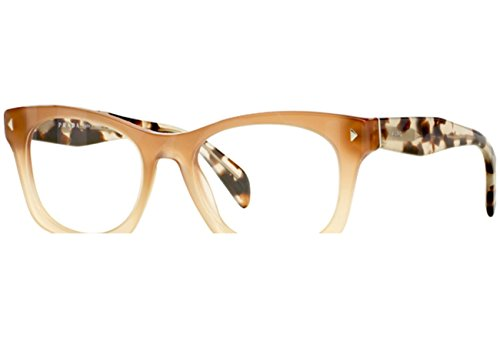 Eyeglasses Prada PR 11SV UBI1O1 BROWN GRADIENT