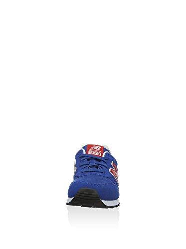 New Balance Zapatillas ML373ROR Azul / Rojo / Gris EU 41.5 (UK 7.5)