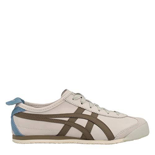 unisex Zapatos Taupe Asics Grey Gris 021 Dark Glacier 5qwxfaFxT