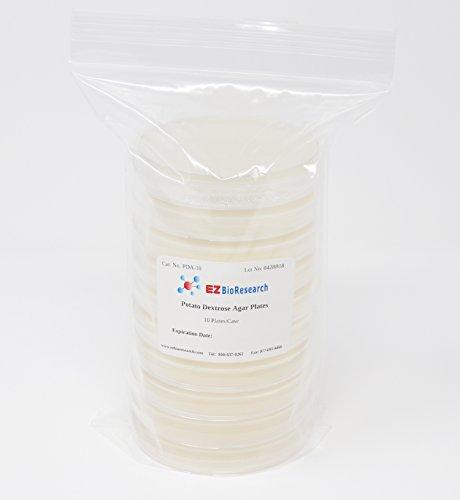 Pre Poured Agar Plates  EZ BioResearch Bacteria Science Kit (IV