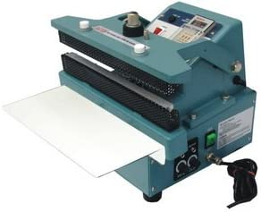 "AIE-300CA 12"" Automatic Constant Heat Bench Sealer with 5/8 mm Seal"