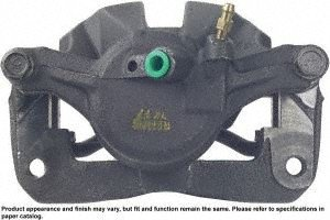 Cardone 19-B2695 Remanufactured Import Friction Ready (Unloaded) Brake Caliper by A1 Cardone