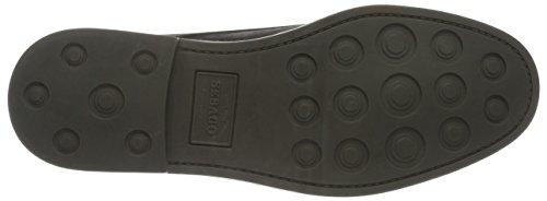 up Sebago Uomo Lace Scarpe Stringate Nero Turner Oxford WP Leather Black Basse Wp q6SUfEw6x