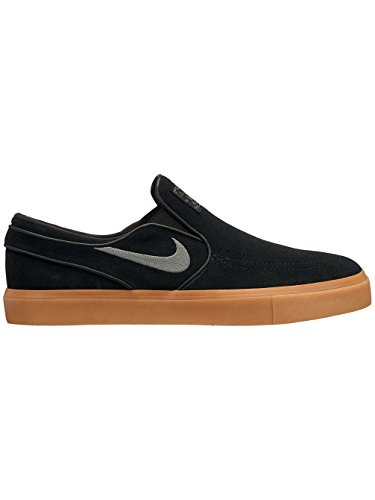 Brown Gunsmoke Fitness NIKE Gum Men Multicolour Shoes 005 Stefan Black Janoski Light s Zoom Slip pqnUg4wfOq