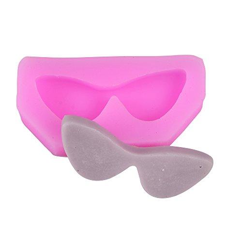 Sunglasses Shapes Silicone Molds Fondant Cake Decorating Tools Cake - Sunglasses Manufacturing