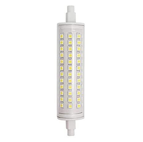 Laes 985696 Bombilla Lineal LED R7s, 10 W, 25 x 118 mm: Amazon.es: Iluminación