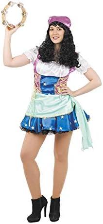 DISBACANAL Disfraz de pitonisa Mujer - -, L: Amazon.es: Juguetes y ...
