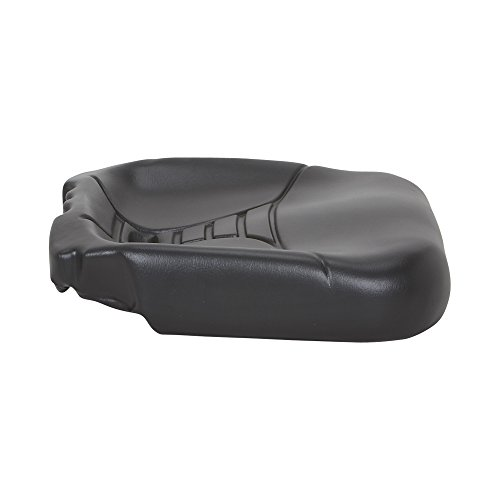 Milsco/Michigan V5300 Original Replacement Seat Cushion - Black, Model# 7950