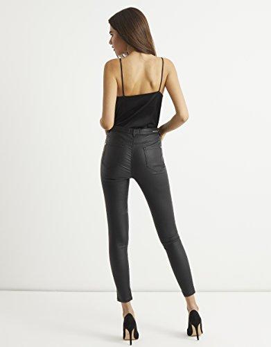 Lipsy Longue Noir Jean Coupe Enduit Femme Skinny zAS6zO