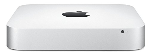 Apple Mac Mini Desktop Intel Core i5 2.5GHz (MD387LL/A), 16GB Memory, 512GB Solid State Drive, ThunderBolt (Renewed) (Apple Mini Mac Computer)