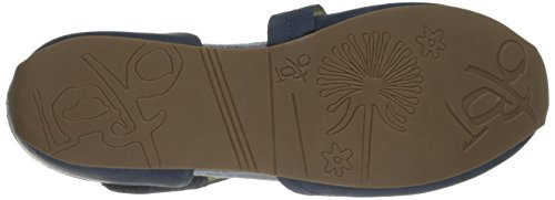 Otbt Mujeres Pacific City Mary Jane Flat Dany Blue