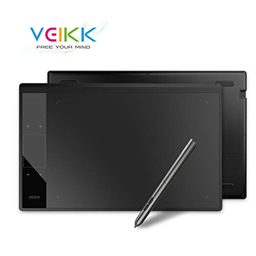 Graphics Drawing Tablet VEIKK A30 10x6 Inch with 8192 Levels