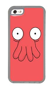 linJUN FENGApple ipod touch 5 Case,WENJORS Awesome Dr Zoidberg Soft Case Protective Shell Cell Phone Cover For Apple ipod touch 5 - TPU Transparent