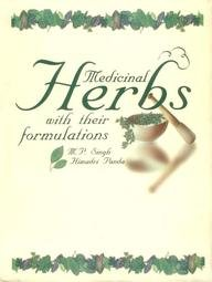 Download Medicinal Herbs with Their Formulations pdf