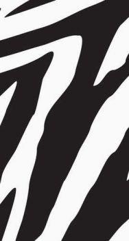 Zebra Animal Print Guest Towel Napkins ()