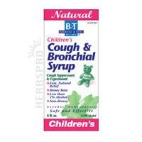 Boericke & Tafel Children's Cough and Bronchial Syrup, 4 Ounce