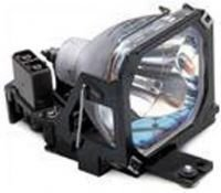 Electrified ELPLP10S Replacement Lamp with Housing for Epson Projectors