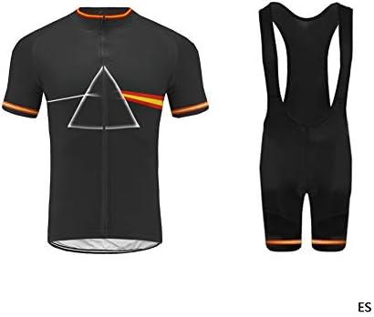 Uglyfrog 2019 Manga Corta Maillot Ciclismo De Hombre Verano Ropa De Triatlon Transpirables/Pantalon/Culote Bicicleta para MTB Ciclista Bici Set ...
