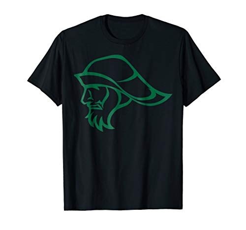 Outline Logo Tee Green (Wave One) - Outline Logo Tee