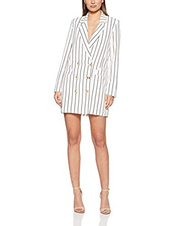 Lioness Women's Suit Me Up Dress, White, Small