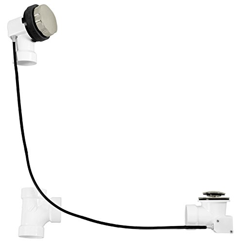 """West Brass D50P45-20 1-1/2"""" Schedule 40 PVC Cable Driven ..."""
