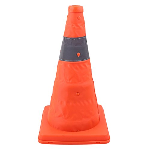 CH Folding Collapsible Orange Road Safety Cone Traffic Pop Up Parking Tools