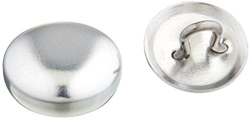 Cover Button Refill (Maxant 14-Pack Cover Button Refill, Size 20, 1/2