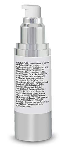 31gkqaolHqL - Pronexa Hairgenics Lavish Eyes: Anti-Aging UnderEye Gel Serum to Reduce the Appearance of Dark Circles, Puffiness, Bags, Wrinkles, Fine Lines & Crows Feet Around Eyes. 1.0 FL OZ.