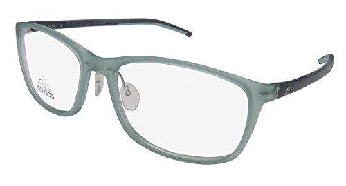 New Adidas Prescription Eyeglasses - AF47 6105 - Matte Petrol (54-16-140)