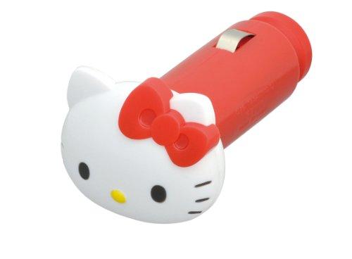 Seiwa Hello Kitty USB socket (Hello Kitty Car Charger)