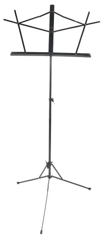 West Music Folding Wire Music Stand with Bag