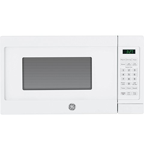 GE JEM3072DHWW 17 Inch Wide 0.7 Cu. Ft. Countertop Microwave