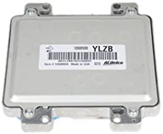 p0603 internal control module keep alive memory kam error acdelco 12600930 gm original equipment powertrain control m