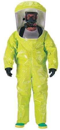 Encapsulated Suit, Training, XL, PVC