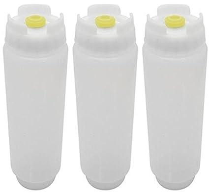 16 oz Squeeze Bottle FIFO