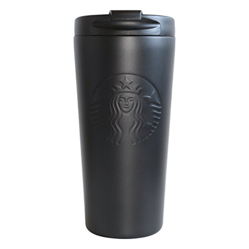 Starbucks Tumbler Royal Black Stainless Steel Tumbler Tumbler Black Coffee  Mug