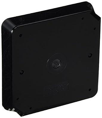 Hubbell HBL4PBBK 4-Plex Port Box, Black: Amazon ca: Tools & Home
