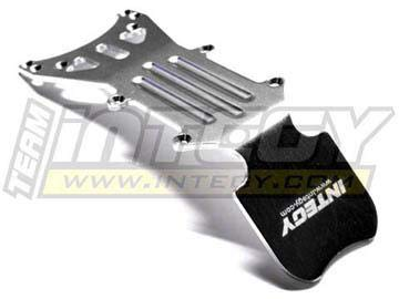 Integy RC Model Hop-ups T3857NS Front Type II Skid Plate for E/T-Maxx (3903,3905,3906,3908,4907,4908,4909,4910)