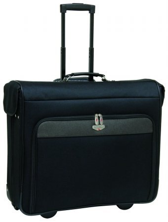 "44"" Wheeled Garment Bag with Premium Fully-Lined"