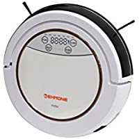 EHMONE Robot Vacuum Cleaner for Pets and Allergies White 510