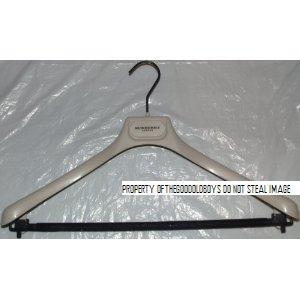 Burberry 2 Piece (Burberry 2 Piece Suit Or Sport Coat Hanger)