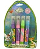 : Disney Fairies Stamp Markers (4 Pack) - Tinkerbell Stamp Markers