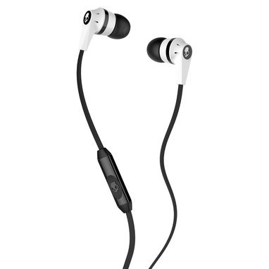 Skullcandy Inkd 2 Earbuds With Mic1 White Black White  One Size