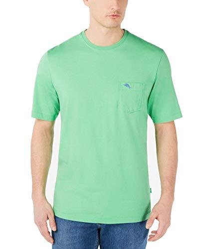 Tommy Bahama Men's Bali Skyline T-Shirt (Small, Turtle